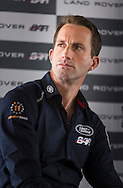 Sir Ben Ainslie during a press conference at the newly opened BAR (Ben Ainslie Racing) HQ in Portsmouth, Hampshire. The world's most successful Olympic sailor and his team will compete to win the oldest sporting trophy, The America's Cup, in Bermuda in 2017. The first stage of the contest will be held close to the base in Portsmouth next month when competing nations converge on the city for the inaugural America's Cup World Series regatta. <br /> Picture date Wednesday 24th June, 2015.<br /> Picture by Christopher Ison. Contact +447544 044177 chris@christopherison.com