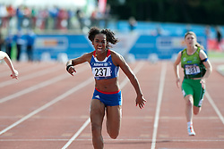 FRANCOIS-ELIE Mandy, JAMESON Heather, 2014 IPC European Athletics Championships, Swansea, Wales, United Kingdom