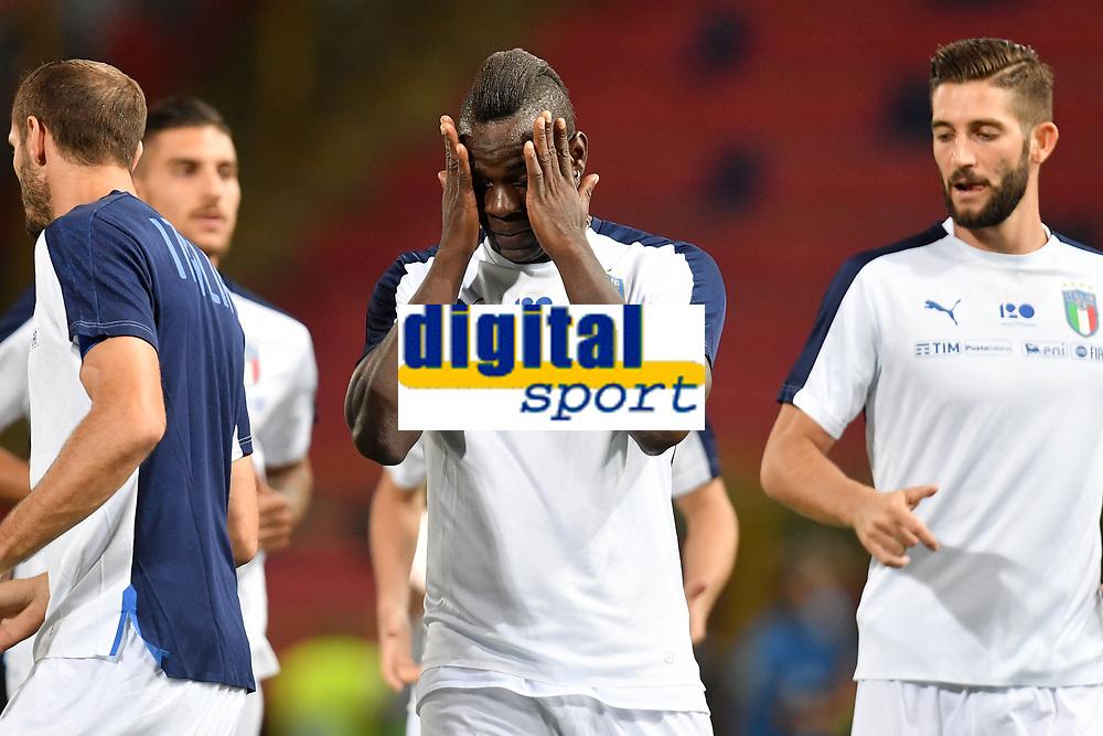 Mario Balotelli Italia.<br /> Bologna 07-09-2018 <br /> Football Calcio Uefa Nations League <br /> Italia - Polonia / Italy - Poland <br /> Foto Andrea Staccioli / Insidefoto
