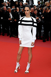 Jennifer Connelly attending the Solo: A Star Wars Story premiere at the 71st Cannes Film Festival