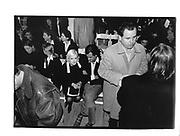 Liz Tilberis and Patrick Demarchelier. New York. 1994 approx<br />© Copyright Photograph by Dafydd Jones 66 Stockwell Park Rd. London SW9 0DA Tel 020 7733 0108 www.dafjones.com