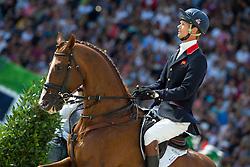 William Fox Pitt, (GBR), Chilli Morning - Jumping Eventing - Alltech FEI World Equestrian Games™ 2014 - Normandy, France.<br /> © Hippo Foto Team - Leanjo De Koster<br /> 31-08-14