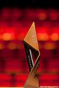 1er Prix d'excellence en architecture dans la catégorie des.bâtiments institutionnels de 5 M$ et plus attribué à Saia Barbarese Topouzanov.architectes ainsi qu'à leur client, l'Université du Québec, pour la réalisation du.Conservatoire de musique et d'art dramatique de Montréal.et les installations de l'ÉNAP. Ce prix est remis par l'OAQ, Ordre des Architectes du Québecarchitectes ainsi qu'à leur client, l'Université du Québec, pour la réalisation du.Conservatoire de musique et d'art dramatique de Montréal.et les installations de l'ÉNAP..Le projet a mérité le 1er Prix d'excellence en architecture dans la catégorie des.bâtiments institutionnels de 5 M$ et plus à  4750, rue Henri-Julien / Montreal / Canada / 2011-09-21, © Photo Marc Gibert / adecom.ca