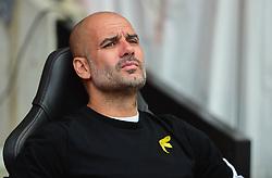 Manchester City manager Josep Guardiola - Mandatory by-line: Alex James/JMP - 13/05/2018 - FOOTBALL - St Mary's Stadium - Southampton, England - Southampton v Manchester City - Premier League