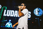 Ludacris at Mavs Rollout at Bomb Factory