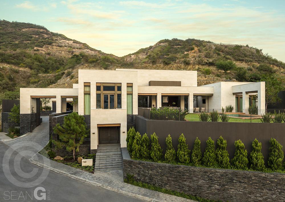 Casa SAC II by Pozas Estudio de Arquitectura Monterrey, Nuevo León, México