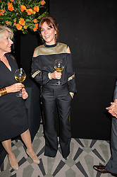 ANNA FRIEL at the Veuve Clicquot Business Woman Award 2016 held at Claridge's Hotel, Brook Street, London on 9th May 2016.