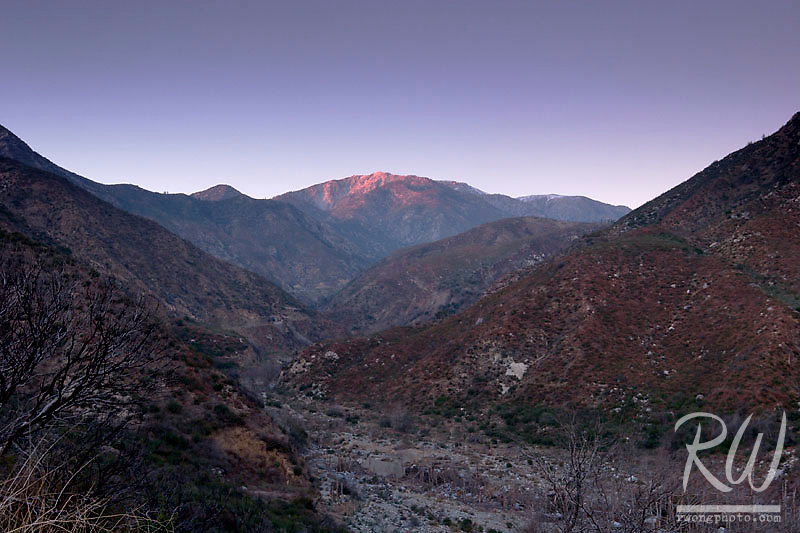 Mount Baldy, California