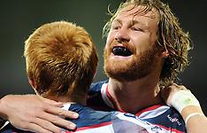 Christchurch-Super Rugby, Crusaders v Rebels, February 13