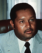 Jean-Claude Duvalier, nicknamed 'Bébé Doc' or 'Baby Doc' (born July 3, 1951) was the President of Haiti from 1971 until his overthrow by a popular uprising in 1986