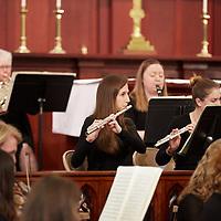 2017 UWL Symphony Orchestra Spring
