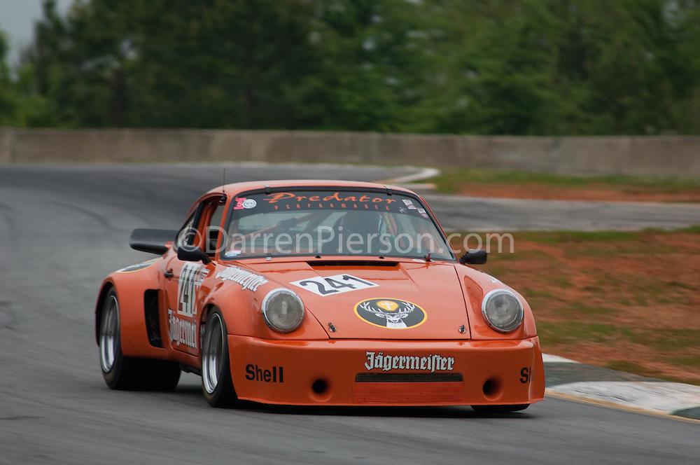 #241 '74 Porsche RSR: George Tuma