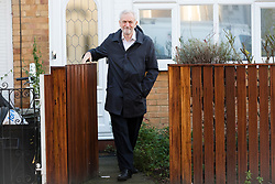 © Licensed to London News Pictures. 17/12/2018. London, UK.  JEREMY CORBYN, the Labour Party leader leaves his north London home this morning.  Photo credit: Vickie Flores/LNP