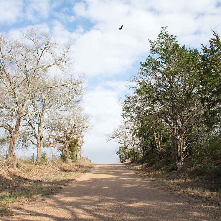 Boulton Creek Road is the road my family lived on in Muldoon, TX