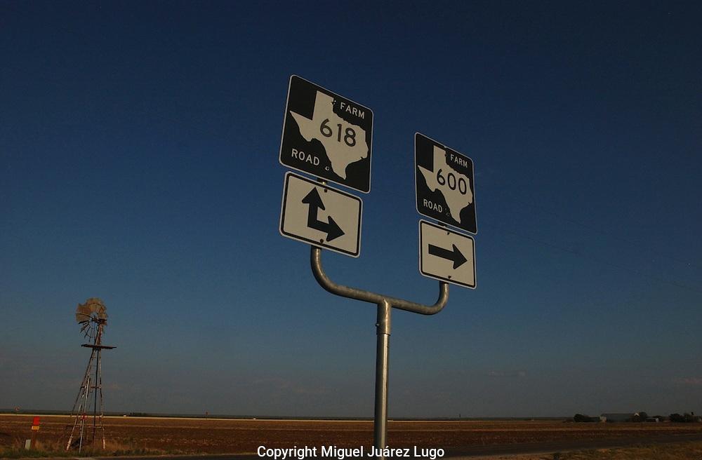 Paint Creek, Texas. (PHOTO: MIGUEL JUAREZ LUGO).