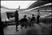 Oasis rehearsing in Manchester, UK, 2006.