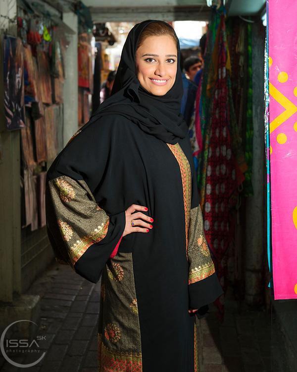 Saudi Author Rajaa AlSanea