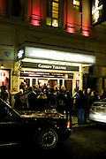 The press night of 'The Children's Hour' at Comedy Theatre.  London. 9 February 2011. -DO NOT ARCHIVE-© Copyright Photograph by Dafydd Jones. 248 Clapham Rd. London SW9 0PZ. Tel 0207 820 0771. www.dafjones.com.