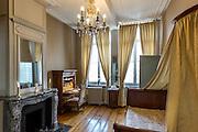 Chambre à coucher de la maison natale de Charles de Gaulle // Room in Charles de Gaulle native house