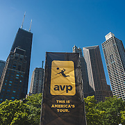 AVP Beach Volleyball Chicago