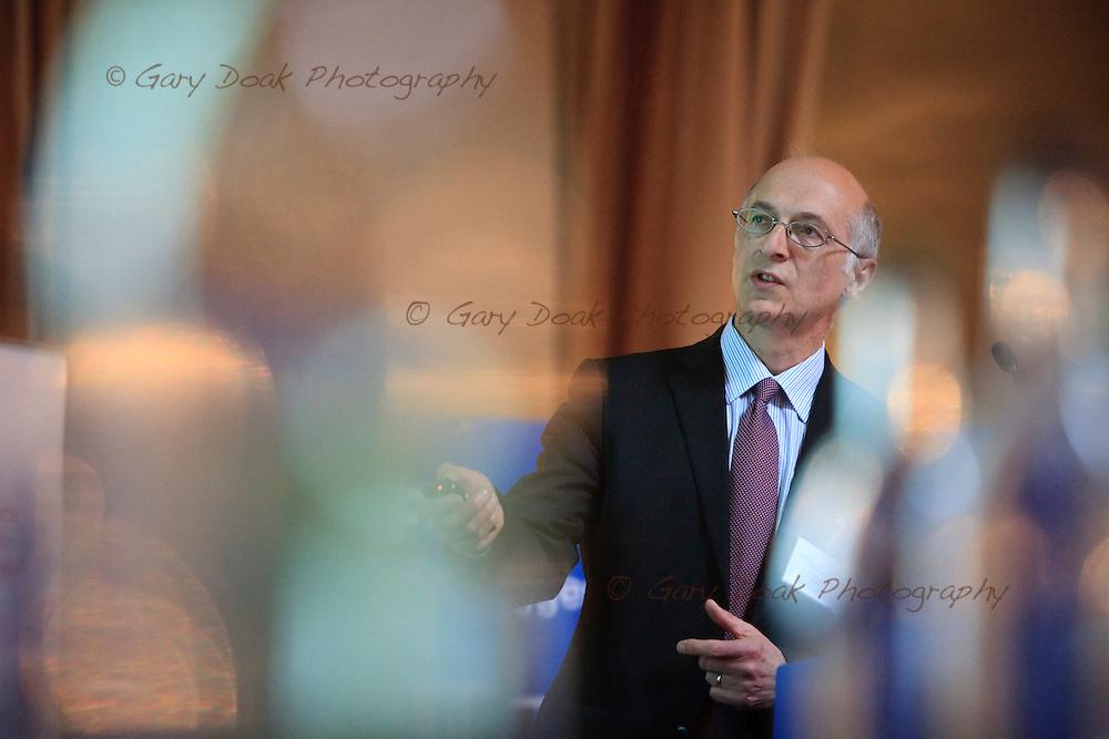 The Scottish Food and Drink Federation.Conference..Speaker, Ray Elliot..George Hotel.Edinburgh