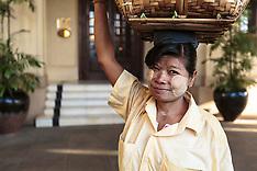 The Strand Hotel, Rangoon (Yangon), Burma (Myanmar)