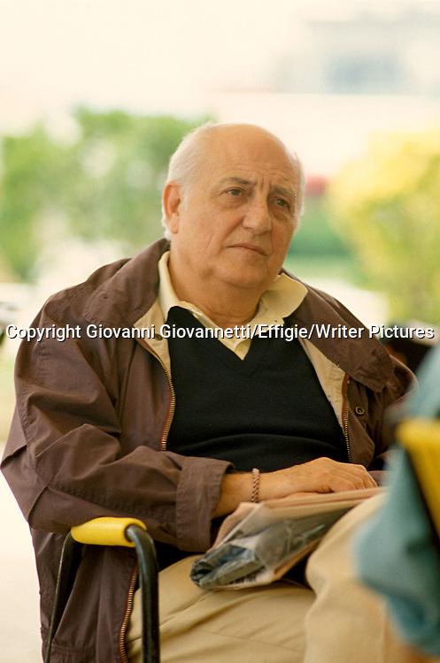Giovanni Cesareo<br /> <br /> <br /> 19/05/2004<br /> Copyright Giovanni Giovannetti/Effigie/Writer Pictures<br /> NO ITALY, NO AGENCY SALES