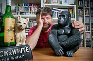 comedian Nigel Williams-foto joren de weerdt