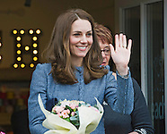 KATE Middleton Opens EACH Shop, Holt