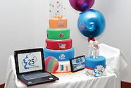 Intel 25th Birthday