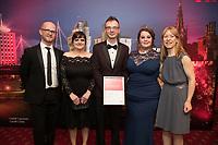 National Tourism Awards for Wales<br /> Celtic Manor Resort<br /> 08.03.18<br /> ©Steve Pope - Fotowales