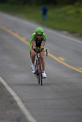 Morgan Schmitt (PRI) during stage 1 of the Tour of Virginia.  The Tour of Virginia began with a 4.7 mile individual time trial near Natural Bridge, VA on April 24, 2007. Formerly known as the Tour of Shenandoah, the ToV has gained National Race Calendar (NRC) status for the first time in its five year history.