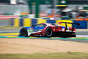 June 10-16, 2019: 24 hours of Le Mans. 68 FORD CHIP GANASSI TEAM USA, FORD GT, Joey HAND, Dirk MÜLLER, Sébastien BOURDAIS