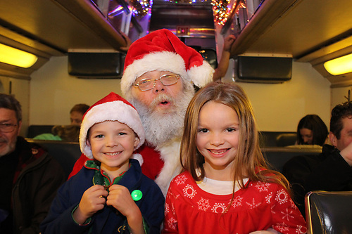 Interesting. the polar express in french lick the amusing
