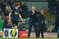 Stefano Pioli Inter<br /> Napoli 02-12-2016  Stadio San Paolo <br /> Football Campionato Serie A 2016/2017 <br /> Napoli - Inter<br /> Foto Cesare Purini / Insidefoto