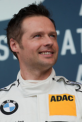 22.04.2012, Kurhaus, Wiesbaden, GER, DTM, Praesentation Wiesbaden, im Bild Andy Priaulx (BMW Team RBM/ BMW M3 DTM (2012) // during the DTM Presentation 2012, at the Kurhaus, Wiesbaden, Germany on 2012/04/22. EXPA Pictures © 2012, PhotoCredit: EXPA/ Eibner/ Ulrich Roth..***** ATTENTION - OUT OF GER *****
