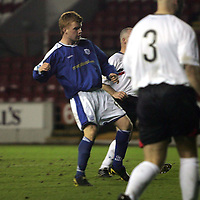 Clyde v St Johnstone..22.03.05<br />