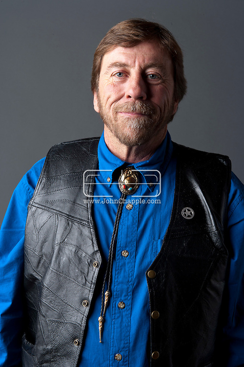 24th February 2011. Las Vegas, Nevada.  Celebrity Impersonators from around the globe were in Las Vegas for the 20th Annual Reel Awards Show. Pictured is Chuck Myotte as Chuck Norris. Photo © John Chapple / www.johnchapple.com..