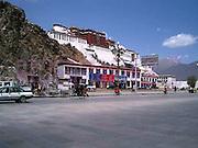 Lhasa street view