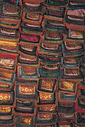 Sutra Books<br /> Choibalsan Monastery<br /> Eastern Mongolia