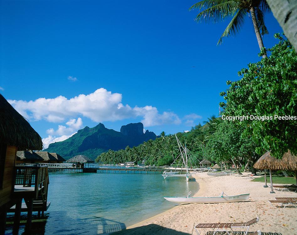 Hotel Bora Bora, Bora Bora, Tahiti, French Polynesia<br />