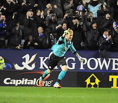 Leicester City v Yeovil 25/3/2014