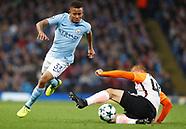 Manchester City v Shakhtar Donetsk - 26 Sept 2017