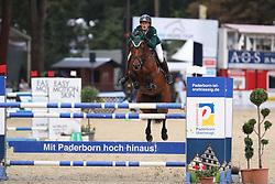 Lahde, Harm (GER) Oak Grove's Flickering Star<br /> Paderborn - Paderborn Challenge 2016<br /> © www.sportfotos-lafrentz.de