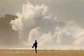Nazare Waves