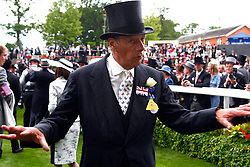 Sir Henry Cecil, 10-time champion trainer, has died at the age of 70.<br /> Responsible for 25 British Classic winners, Cecil was also the leading handler at Royal Ascot with a record 75 successes.<br /> Sir Henry Cecil after Frankel and Tom Queally won The Queen Anne Stakes <br /> Pic Dan Abraham - racingfotos.com <br /> Royal Ascot 19.6.12.<br /> Photo by: Racingfotos.com / i-Images.