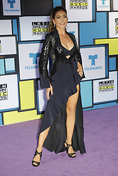 HOLLYWOOD, CA - OCTOBER 06: Patty Manterola attends the Telemundo's Latin American Music Awards 2016 held at Dolby Theatre on October 6, 2016. Byline, credit, TV usage, web usage or linkback must read SILVEXPHOTO.COM. Failure to byline correctly will incur double the agreed fee. Tel: +1 714 504 6870.