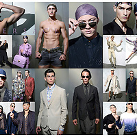 Backstage Collections Mens editorial
