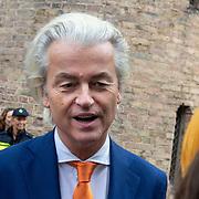 NLD/Den Haag/20190917 - Prinsjesdag 2019, Geert Wilders
