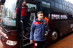 Jamie Paterson of Bristol City arrives at Ewood Park for the Sky Bet Championship fixture against Blackburn Rovers - Mandatory by-line: Robbie Stephenson/JMP - 09/02/2019 - FOOTBALL - Ewood Park - Blackburn, England - Blackburn Rovers v Bristol City - Sky Bet Championship